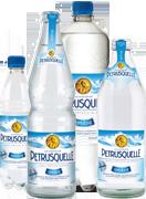 Gebinde Petrusquelle Mineralwasser spritzig