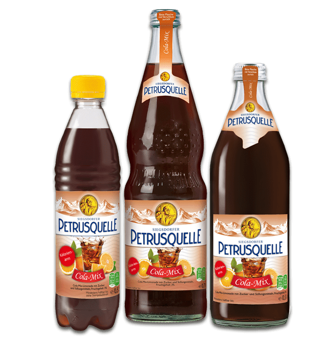 Siegsdorfer Petrusquelle Cola-Mix