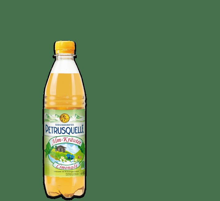 Siegsdorfer Petrusquelle Alm-Kräuter Limonade
