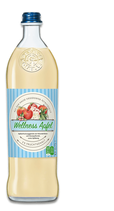 Petrusquelle Wellness Apfel