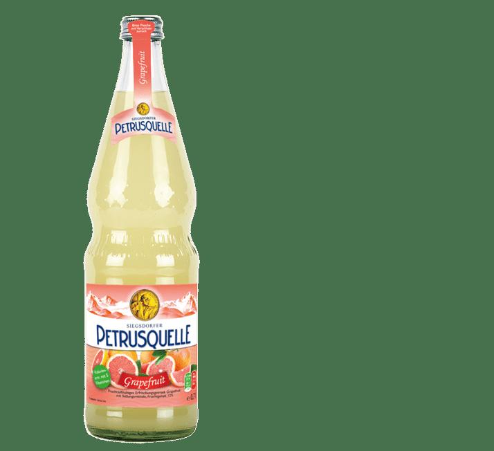 Siegsdorfer Petrusquelle Grapefruit