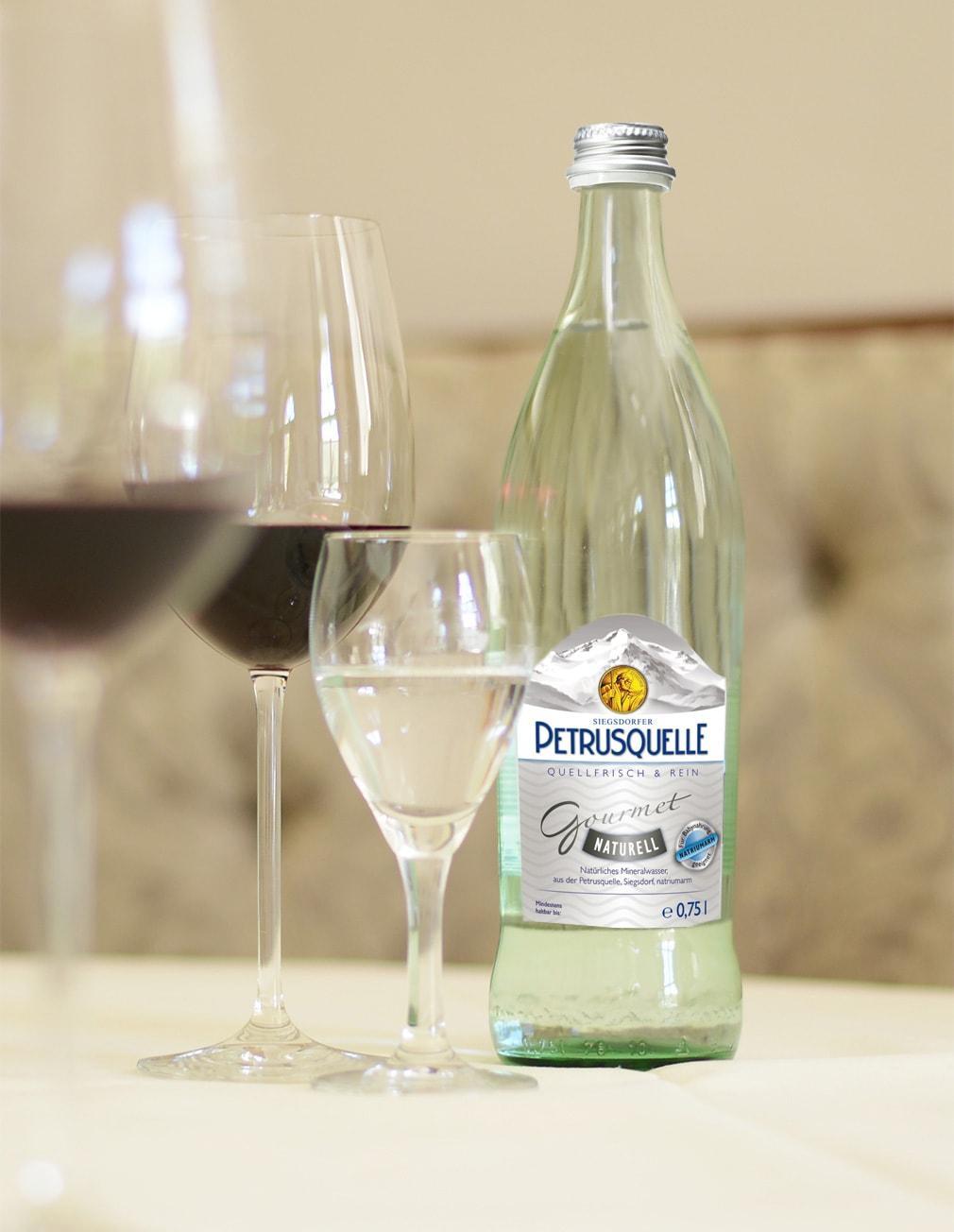 Perfekter Begleiter zu Wein
